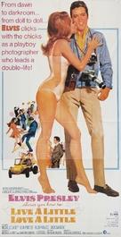 Live a Little, Love a Little - Movie Poster (xs thumbnail)