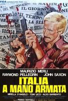 Italia a mano armata - Italian Movie Poster (xs thumbnail)