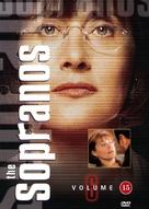 """The Sopranos"" - Danish DVD movie cover (xs thumbnail)"
