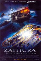 Zathura: A Space Adventure - Thai Movie Poster (xs thumbnail)