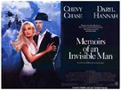 Memoirs of an Invisible Man - British Movie Poster (xs thumbnail)