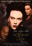 The Portrait of a Lady - Movie Poster (xs thumbnail)
