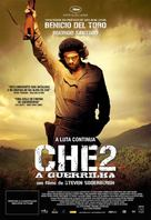 Che: Part Two - Brazilian Movie Poster (xs thumbnail)