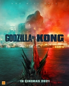 Godzilla vs. Kong - Australian Movie Poster (xs thumbnail)