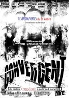 Convergent - French Movie Poster (xs thumbnail)