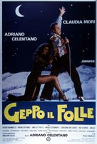 Geppo il folle - Italian Movie Poster (xs thumbnail)