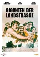 L'empreinte des géants - German Movie Cover (xs thumbnail)