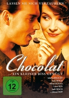 Chocolat - German Movie Cover (xs thumbnail)