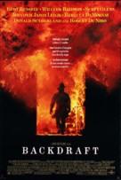 Backdraft - Movie Poster (xs thumbnail)