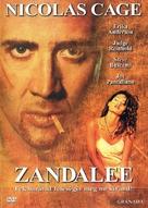 Zandalee - Hungarian Movie Cover (xs thumbnail)