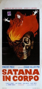 Cry of the Banshee - Italian Movie Poster (xs thumbnail)