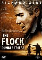 The Flock - German DVD cover (xs thumbnail)