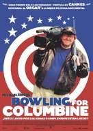 Bowling for Columbine - Spanish Movie Poster (xs thumbnail)