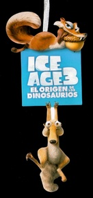 Ice Age: Dawn of the Dinosaurs - Spanish Movie Poster (xs thumbnail)