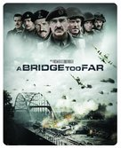 A Bridge Too Far - British Blu-Ray movie cover (xs thumbnail)