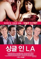 Slightly Single in L.A. - South Korean Movie Poster (xs thumbnail)