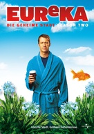 """Eureka"" - German DVD movie cover (xs thumbnail)"