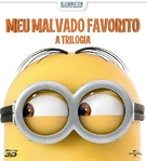 Despicable Me 3 - Brazilian Movie Cover (xs thumbnail)