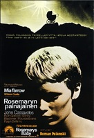 Rosemary's Baby - Finnish Movie Poster (xs thumbnail)