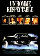 Men of Respect - French Movie Poster (xs thumbnail)