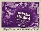 Captain America - Movie Poster (xs thumbnail)