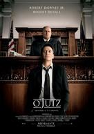 The Judge - Portuguese Movie Poster (xs thumbnail)