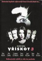 Scream 3 - Czech Movie Cover (xs thumbnail)