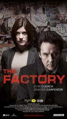 The Factory - German Movie Poster (xs thumbnail)