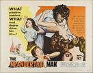 The Neanderthal Man - Theatrical poster (xs thumbnail)