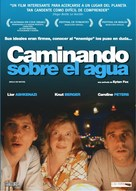 Walk On Water - Argentinian DVD cover (xs thumbnail)