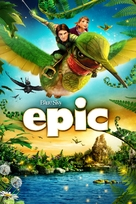 Epic - DVD movie cover (xs thumbnail)
