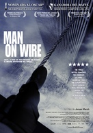 Man on Wire - Spanish Movie Poster (xs thumbnail)