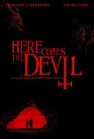 Ahí va el diablo - DVD movie cover (xs thumbnail)
