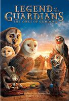Legend of the Guardians: The Owls of Ga'Hoole - Movie Cover (xs thumbnail)