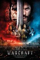 Warcraft - British Movie Poster (xs thumbnail)
