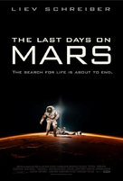 The Last Days on Mars - Movie Poster (xs thumbnail)