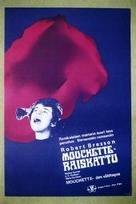 Mouchette - Finnish Movie Poster (xs thumbnail)