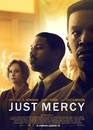 Just Mercy - Lebanese Movie Poster (xs thumbnail)