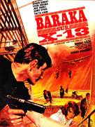 Baraka sur X 13 - French Movie Poster (xs thumbnail)