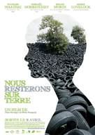 Nous resterons sur Terre - French Movie Poster (xs thumbnail)