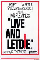 Live And Let Die - Movie Poster (xs thumbnail)