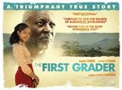 The First Grader - British Movie Poster (xs thumbnail)