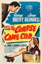 The Corpse Came C.O.D. - Movie Poster (xs thumbnail)