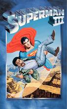 Superman III - VHS movie cover (xs thumbnail)