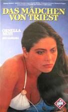 La ragazza di Trieste - German VHS cover (xs thumbnail)