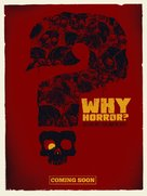 Why Horror? - Movie Poster (xs thumbnail)