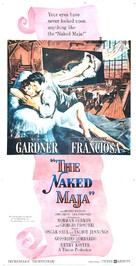 The Naked Maja - Movie Poster (xs thumbnail)