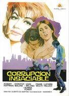 Femmine insaziabili - Spanish Movie Poster (xs thumbnail)