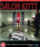 Salon Kitty - British Blu-Ray movie cover (xs thumbnail)