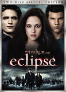 The Twilight Saga: Eclipse - DVD cover (xs thumbnail)